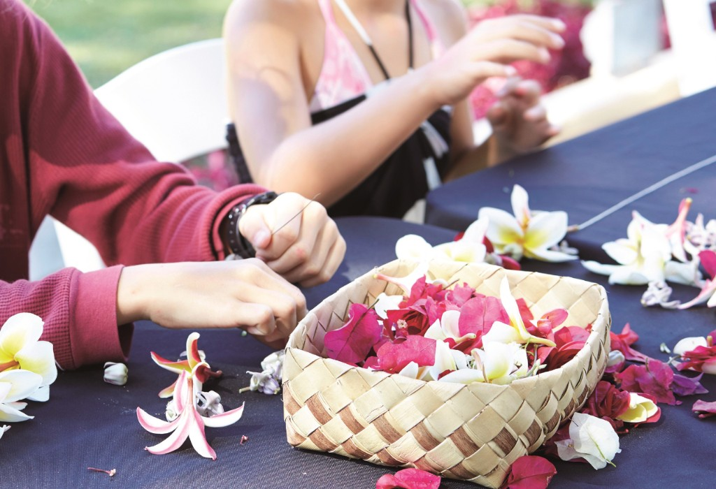 Lei Making Classes